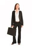 Mulher de negócio #201 (GS) Fotos de Stock Royalty Free