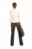 Mulher de negócio #21 (GS) foto de stock royalty free