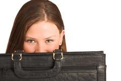 Mulher de negócio #210 (GS) Fotografia de Stock