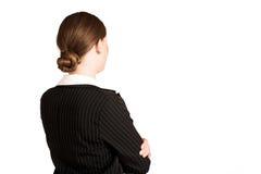 Mulher de negócio #211 (GS) Fotos de Stock