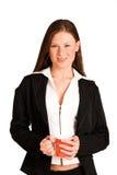 Mulher de negócio #213 (GS) imagem de stock royalty free