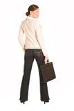Mulher de negócio #220 (GS) Imagem de Stock Royalty Free