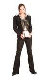 Mulher de negócio #357 Fotografia de Stock Royalty Free