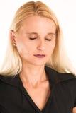 Mulher de negócio #375 Imagem de Stock Royalty Free