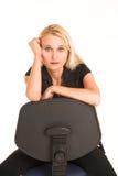 Mulher de negócio #382 fotografia de stock