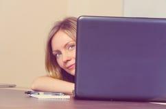 Mulher de negócio - 2 Foto de Stock