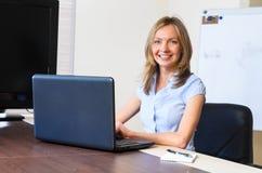 Mulher de negócio - 2 Imagem de Stock
