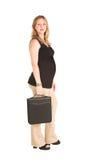 Mulher de negócio #500 Fotografia de Stock Royalty Free