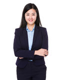 Mulher de negócio - 2 Imagens de Stock Royalty Free