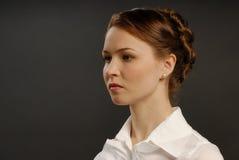Mulher de negócio 7 Fotografia de Stock Royalty Free
