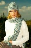 Mulher de negócio ao ar livre fotos de stock