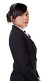 Mulher de negócio asiática imagem de stock royalty free