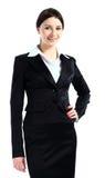 Mulher de negócio atrativa nova foto de stock royalty free