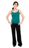 Mulher de negócio confiável Foto de Stock Royalty Free