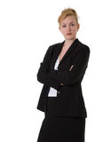 Mulher de negócio confiável profissional Fotos de Stock Royalty Free