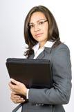 Mulher de negócio latino-americano imagens de stock royalty free