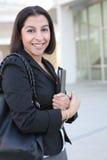 Mulher de negócio latino-americano Imagem de Stock Royalty Free