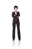 Mulher de negócio maduro confiável Fotos de Stock Royalty Free