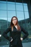 Mulher de negócio nova Foto de Stock Royalty Free