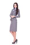Mulher de negócio nova confiável Foto de Stock Royalty Free