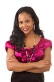 Mulher de negócio profissional Fotografia de Stock Royalty Free