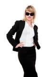 Mulher de negócio 'sexy'. Fotografia de Stock