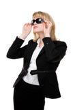Mulher de negócio 'sexy' Fotos de Stock