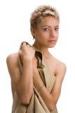 Mulher de negócio 'sexy' Fotos de Stock Royalty Free