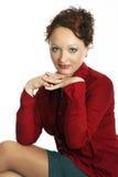 Mulher de negócio 'sexy' Foto de Stock