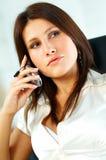 Mulher de negócio 'sexy' Imagem de Stock Royalty Free