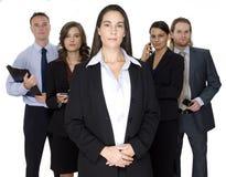 Mulher de negócios Imagens de Stock