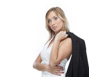 Mulher de negócios imagem de stock