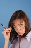 Mulher de negócios 2 Fotos de Stock Royalty Free