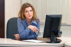 Mulher de negócios imagens de stock royalty free