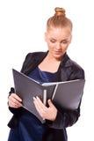 Mulher de negócios fotos de stock royalty free