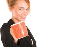 Mulher de negócios #251 Fotografia de Stock Royalty Free