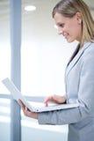 Mulher de negócios Imagem de Stock Royalty Free