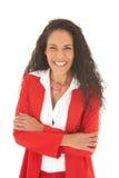 Mulher de negócios adulta foto de stock royalty free