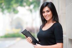 Mulher de negócios asiática imagens de stock royalty free