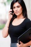 Mulher de negócios asiática imagem de stock royalty free