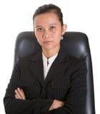 Mulher de negócios asiática II Foto de Stock Royalty Free