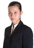 Mulher de negócios asiática Portraiture VII Fotos de Stock Royalty Free
