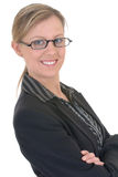 Mulher de negócios atrativa Fotos de Stock