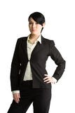 Mulher de negócios bonita Fotos de Stock