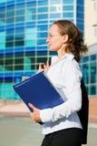 Mulher de negócios confiável. Imagens de Stock Royalty Free