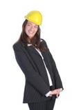 Mulher de negócios da simpatia Fotografia de Stock