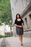 Mulher de negócios fora fotos de stock royalty free