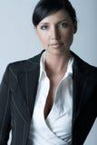 Mulher de negócios (Fria-Ver) foto de stock royalty free