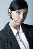 Mulher de negócios (Fria-Ver) Fotos de Stock
