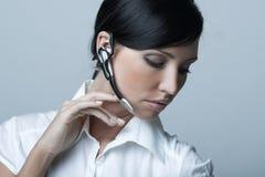 Mulher de negócios (Fria-Ver) Imagem de Stock
